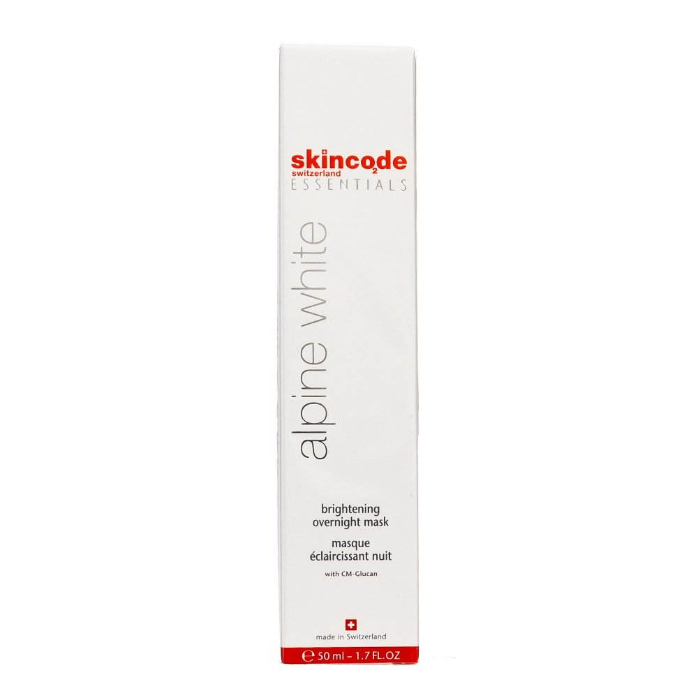 Masks SKINCODE SK1604 moisturizing mask tightening for the face narrowing of pores cleansing skincode косметика каталог