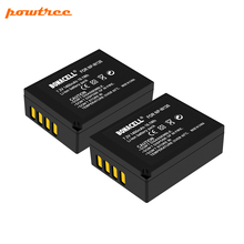 Powtree 2x 1500mAh NP-W126 NP W126 NPW126 Batteries for Fujifilm Fuji X-Pro1 XPro1 X-T1 XT1 HS30EXR HS33EXR X цена