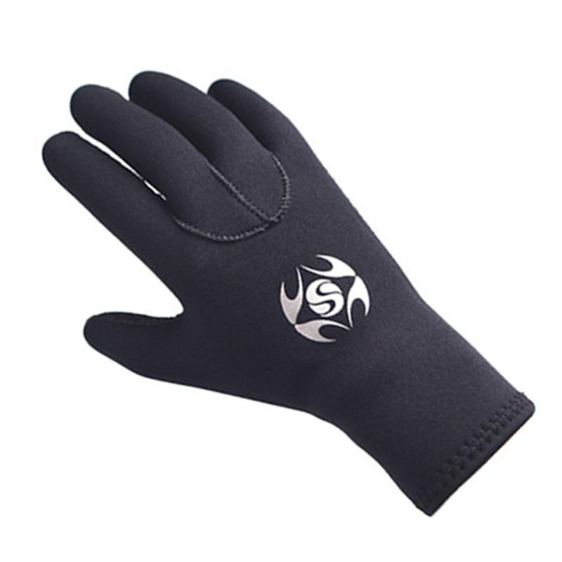 Neoprene Men Women Warm Scuba Diving Gloves  1