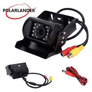 12-24V 120 degree wide angle Car Rear view rear reverse Waterproof Camera Back up Night Vision Cam