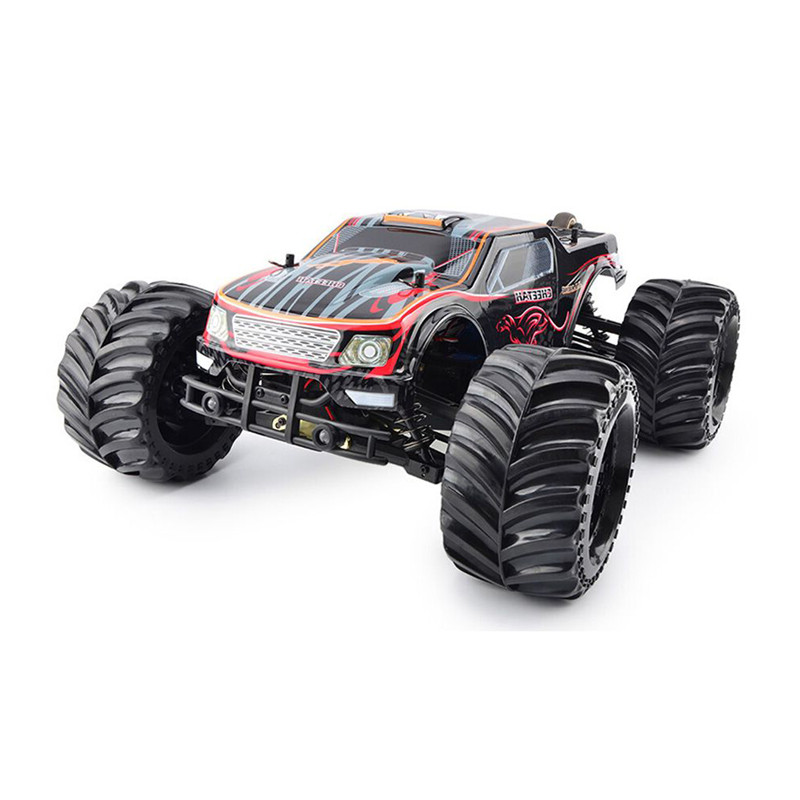 JLB Racing CHEETAH 120A Upgrade 1/10 RC Car Frame For Monster Truck 11101 Without Electric Parts