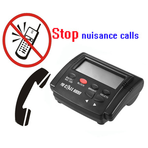 Image 2 - Pro Call Blocker Caller ID Blocker Stop Nuisance Calls FSK/DTMF Dual System Switchable Blacklists Automatic Recognization