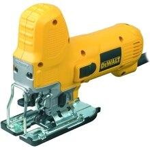 Лобзик электрический DeWalt DW343K (Мощность 550 Вт, регулировка скорости, маятниковая функция, быстрая замена пилки)
