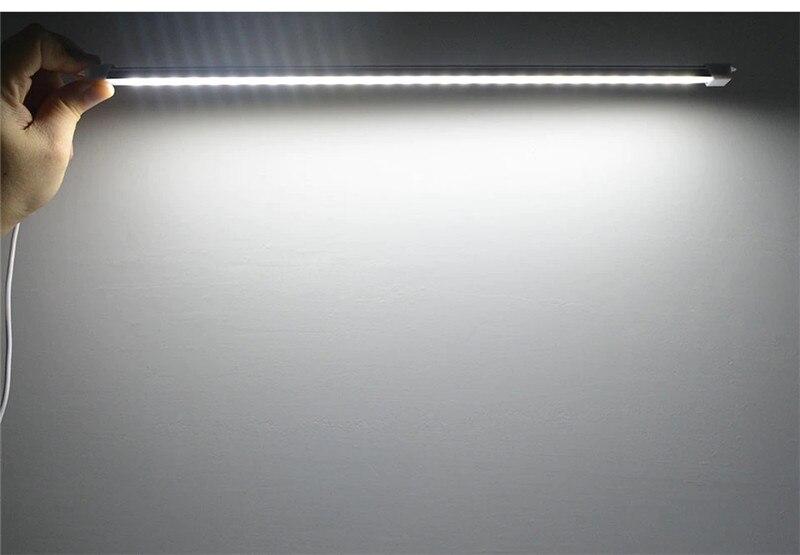 Դյուրակիր USB LED Գրասեղանի սեղանի լամպի - Ներքին լուսավորություն - Լուսանկար 4
