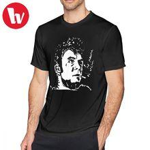 Salmo T Shirt Ho Paura Di Uscire T-Shirt Cute Cotton Tee Shirt 6xl Basic 687fd85a1c8a