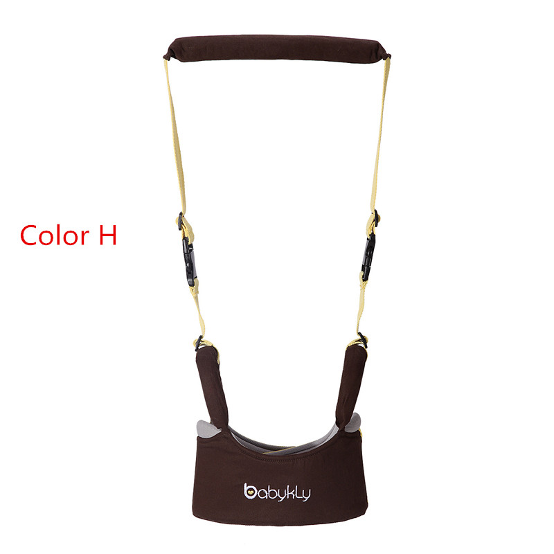 Breathable Baby Harnesses/Leashes Exercise Safe Keeper Baby Care Learning Walking Harness Stick Sling Infant Walking Assistant