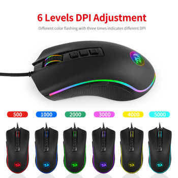 Redragon M711-1 Gaming Mouse 1