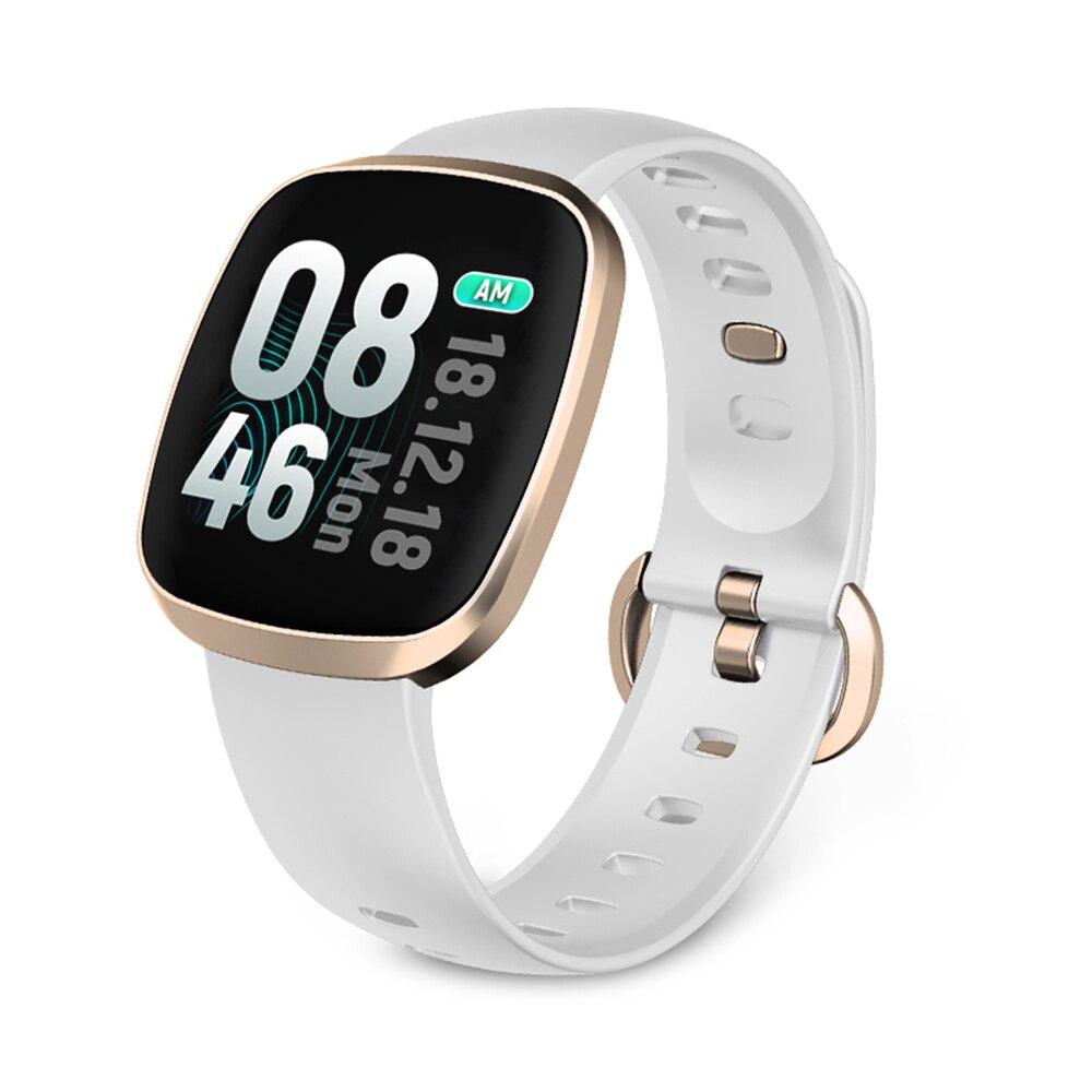 Fitness & Bodybuilding 1,3 Zoll Volle Touchscreen Smart Armband Echt-zeit Herz Rate Blutdruck Sauerstoff Monitor Stoppuhr Sport Tracker Smart Uhr ZuverläSsige Leistung Schrittzähler