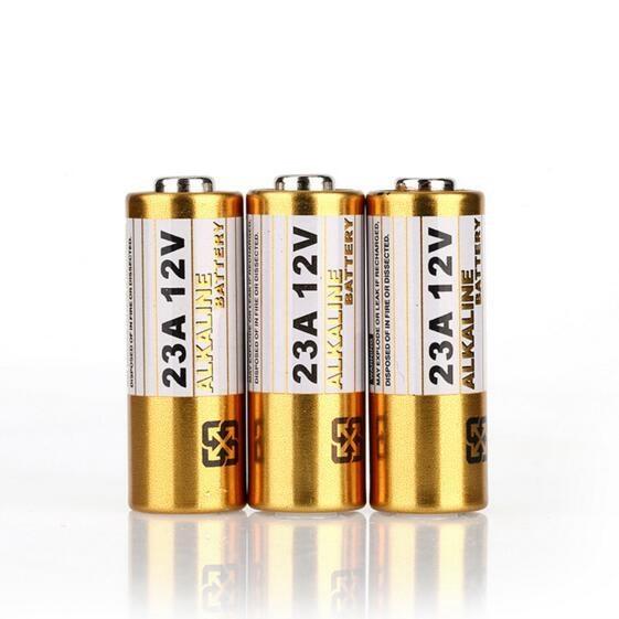 100pcs/Lot Small Battery 23A 12V 21/23 A23 E23A MN21 MS21 V23GA L1028 Alkaline Dry Battery