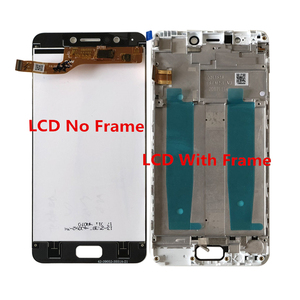 """Image 4 - 5.2"""" Original Axisinternational For Asus Zenfone 4 Max ZC520KL X00HD LCD Display Screen+Touch Panel Digitizer Frame For ZC520KL"""