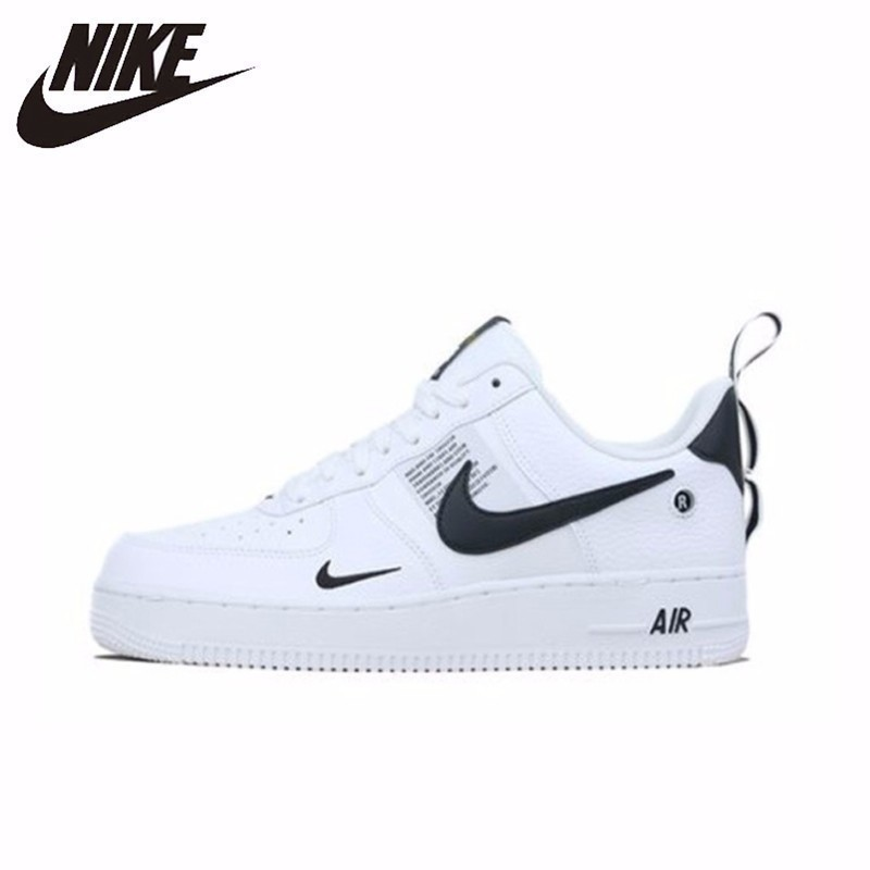 297b99ca0ade2 Nike New Arrival Air Force 1 07 Af1 Breathable Utility Men Running Shoes  Low Comfortable