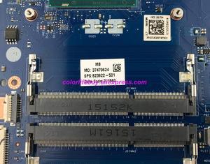 Image 3 - Chính hãng 823922 501 823922 001 823922 601 UMA 3825U CPU LA C701P Bo Mạch Chủ Mainboard cho HP 15 AC Loạt 15T AC000 Máy Tính Xách Tay PC