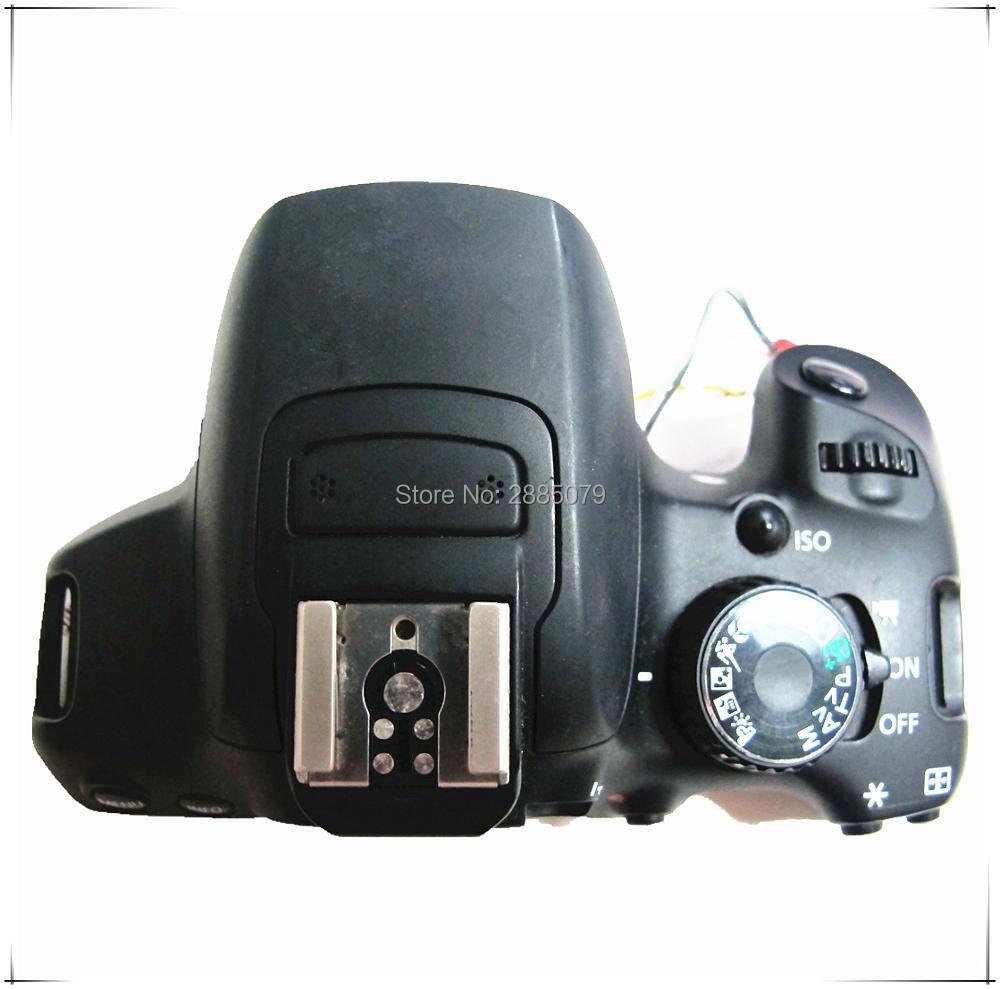 100% Original 650D Top Cover For Canon 650D Rebel T4i Kiss X6i Camera Repair Replacement Part