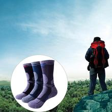 New Outdoor Mountaineering Ski Hiking Socks For Men And Women - Thick Warm Quick-Drying Sports Running Breathable