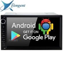 7 pollici Android 9.0 Universale Doppio 2 Din per Nissan Toyota Auto Stereo Navigatore GPS Radio Multimediale PX6 IPS 4 gb + 64 Gb 8-Core