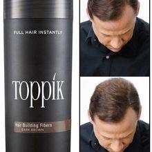 Hair Fibers Keratin Thickening Spray Toppik Hair Building Fi