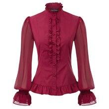 8aeab8bc94 Victoriana Camisa De Cuello de alta calidad - Compra lotes baratos ...