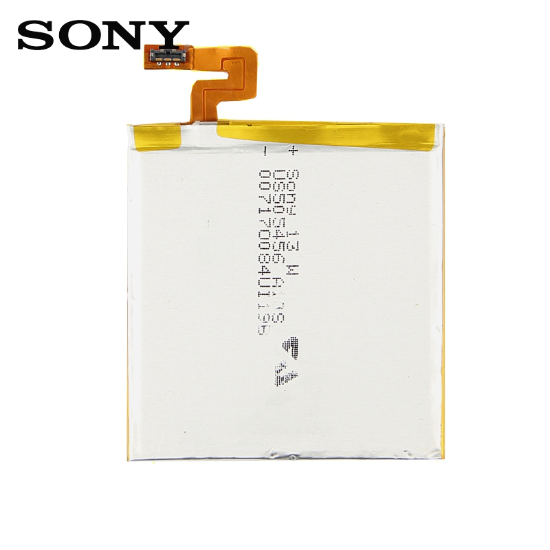 Original SONY Battery For Sony LT28i Xperia ion Aoba LT28at 1840mAh Authentic Phone Replacement Battery in Mobile Phone Batteries from Cellphones Telecommunications