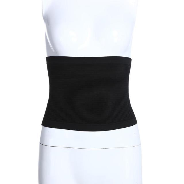 Body Shaper Men Slimming Waist Trimmer Belt Fat Slim Belt Tummy Cellulite Burner Tummy Control Stomach Girdle 2 Sizes 3