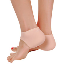 Pro Foot Care Tool Soft medical silicone insoles Moisturizin
