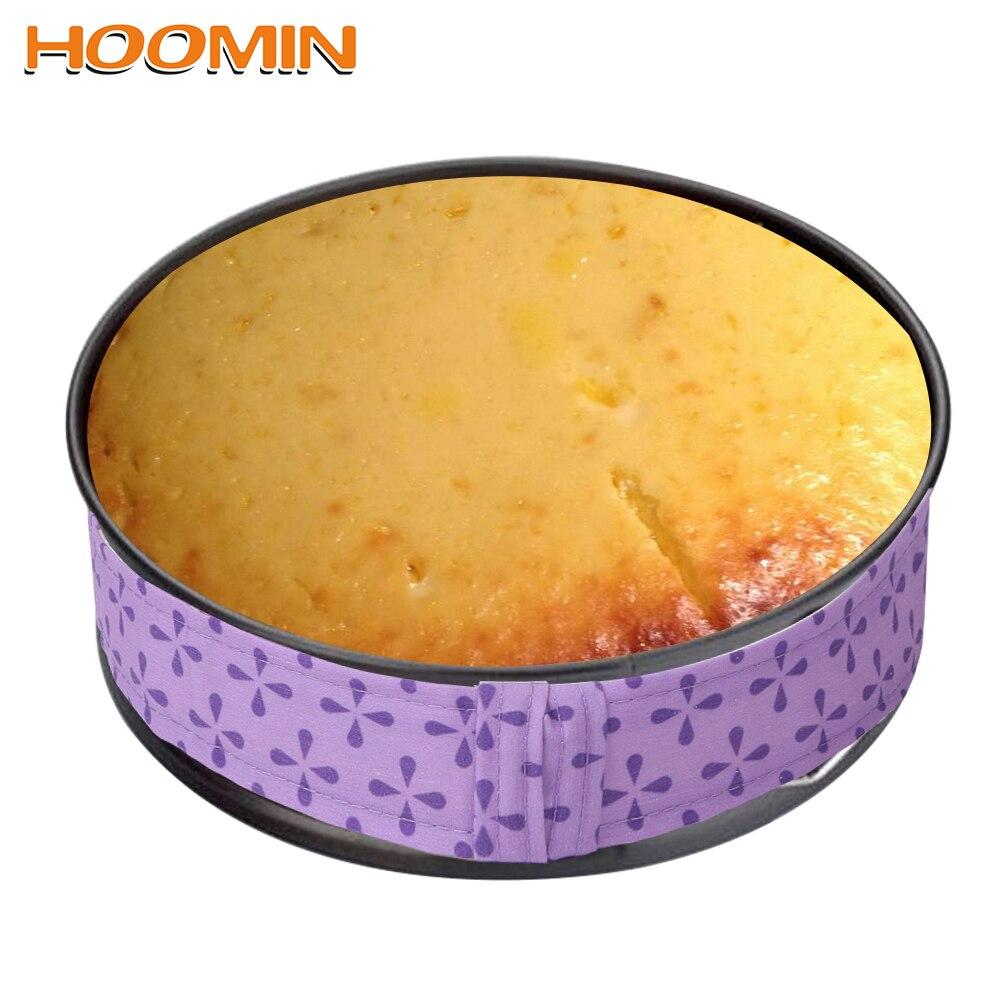 DIY Cake Pan Strips Bake Even Strip Belt Bake Even Moist Level Cake Baking Tool