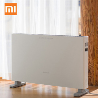 2018 New Original Xiaomi Smartmi 2000W Electric Heater Convection Heating Home Appliance Dual Security Protection high Quality