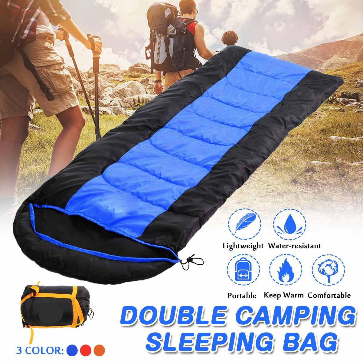 Thermal Single Outdoor Camping Sleeping Bag Compact Design O