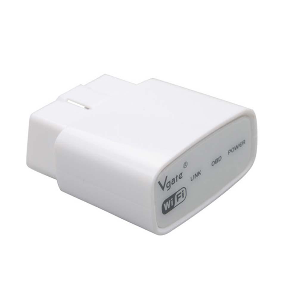 D'origine Vgate ELM327 Wifi OBD2 Vgate Icar Wi-fi ELM 327 OBDII Voiture lecteur de code scanner pour androïd IOS PC OBD 2 De Diagnostic outil