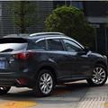 Marke Neue 1 Set Windows Chrom Vent Visiere Regen Wache Sun Schild Deflektoren Für Mazda CX 5 2013 2016 Markisen & Schutzhütten    -