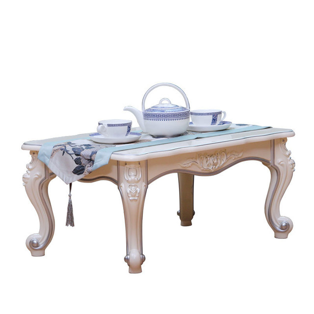 Tafel Console Individuales Mesa De Centro Para Sala Tafelkleed Side Tisch European Basse Furniture Sehpalar Coffee Tea table