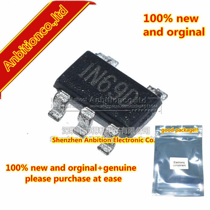 10pcs 100% new and orginal MP3302 SOT23-5 SMD 5-foot LCD LED driver in stock