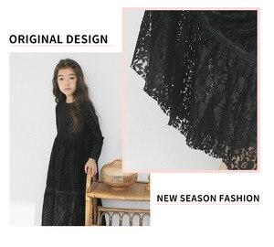 Image 5 - Платье принцессы для девочек 2020 г. Новая детская весенняя одежда детское нарядное платье красивое платье для мамы и ребенка, для малышей, подростков #5014