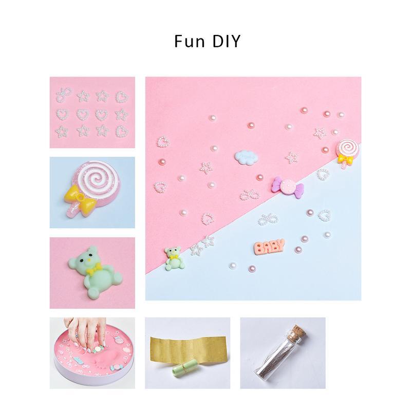 Baby Hair Permanent Souvenir Homemade Newborn Children Hundred Days Full Moon Gift Baby Handprint & Footprint Diy Ink Pad