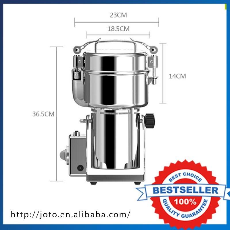 Moulin à poudre 1200G bonne aide de cuisine grande capacité moulin à épices électrique