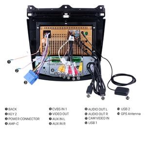 Image 5 - Seicane 10.1 אנדרואיד 9.1 2Din Quad Core רכב רדיו GPS מולטימדיה נגן ראש יחידה עבור הונדה אקורד 7 2003 2004 2005 2006 2007