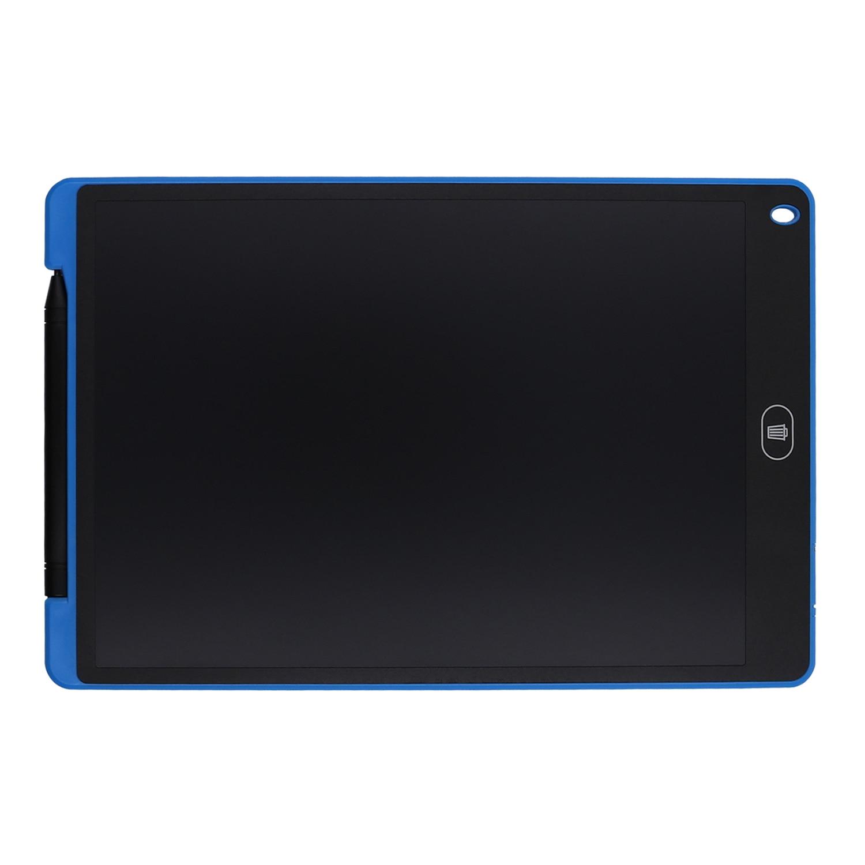 12 Inch Lcd E-schrijver Tablet Schrijven Tekening Memo Bericht Zwart Boogie Board (blauw) Rijk Aan PoëTische En Picturale Pracht