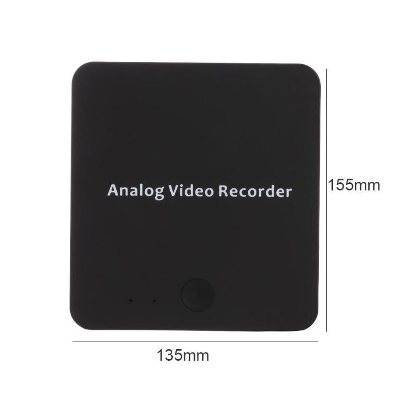 AV Capture Analogique à Numérique Enregistreur Vidéo ezcap 272 Anolog Vidéo Enregistreur Audio Vidéo entrée AV Sortie HDMI à Micro SD TF Carte