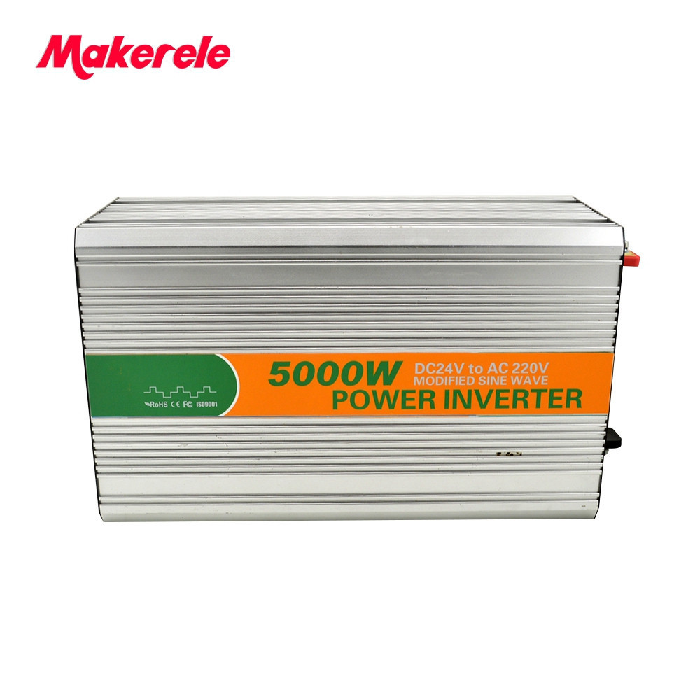 MKM5000-241G off grid modifizierte sinus welle <font><b>inverter</b></font> <font><b>5000</b></font> <font><b>watt</b></font> <font><b>inverter</b></font> <font><b>5000</b></font> w, 24 volt dc zu 110 volt ac aus China image