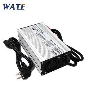 Image 1 - 54.6 V 10A リチウム充電器 48 V 10A 充電器 110/220 V に使用 13 S 48 V 40AH 50AH 80A 100A リチウムイオンバッテリーパック