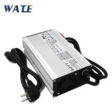 Cargador de litio de 54,6 V, 10A, 48V, 10A, 110/220V, usado para 13S, 48V, 40AH, 50AH, 80A, 100A