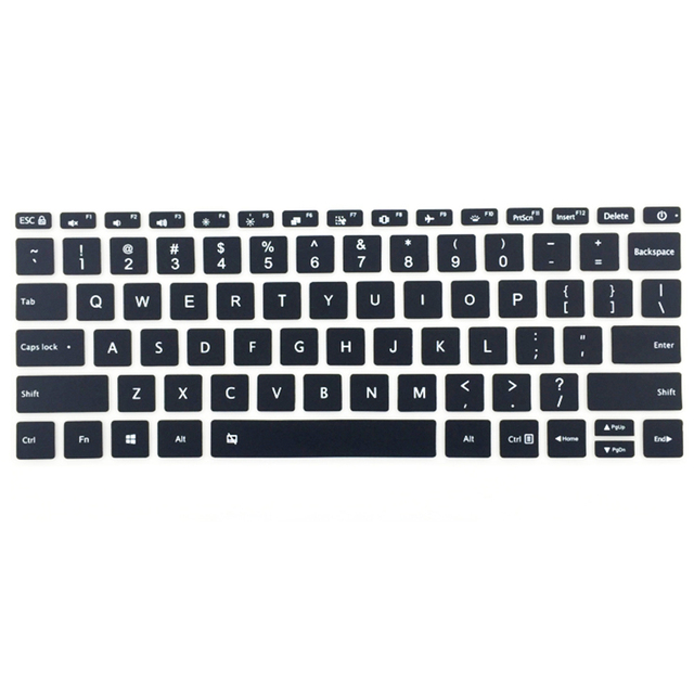 Silicone Dustproof Laptop Keyboard Cover For 12.5/13.3/15.6 inch For Xiaomi Air Laptop Notebook Accessories Keyboard Covers 1