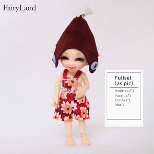 Image 5 - Fairyland Realpuki 1/13 Sira BJD Dolls Long Ears Smile Fun Unique Quirky High Quality Toy For Girls Best Gifts FL Fairyland