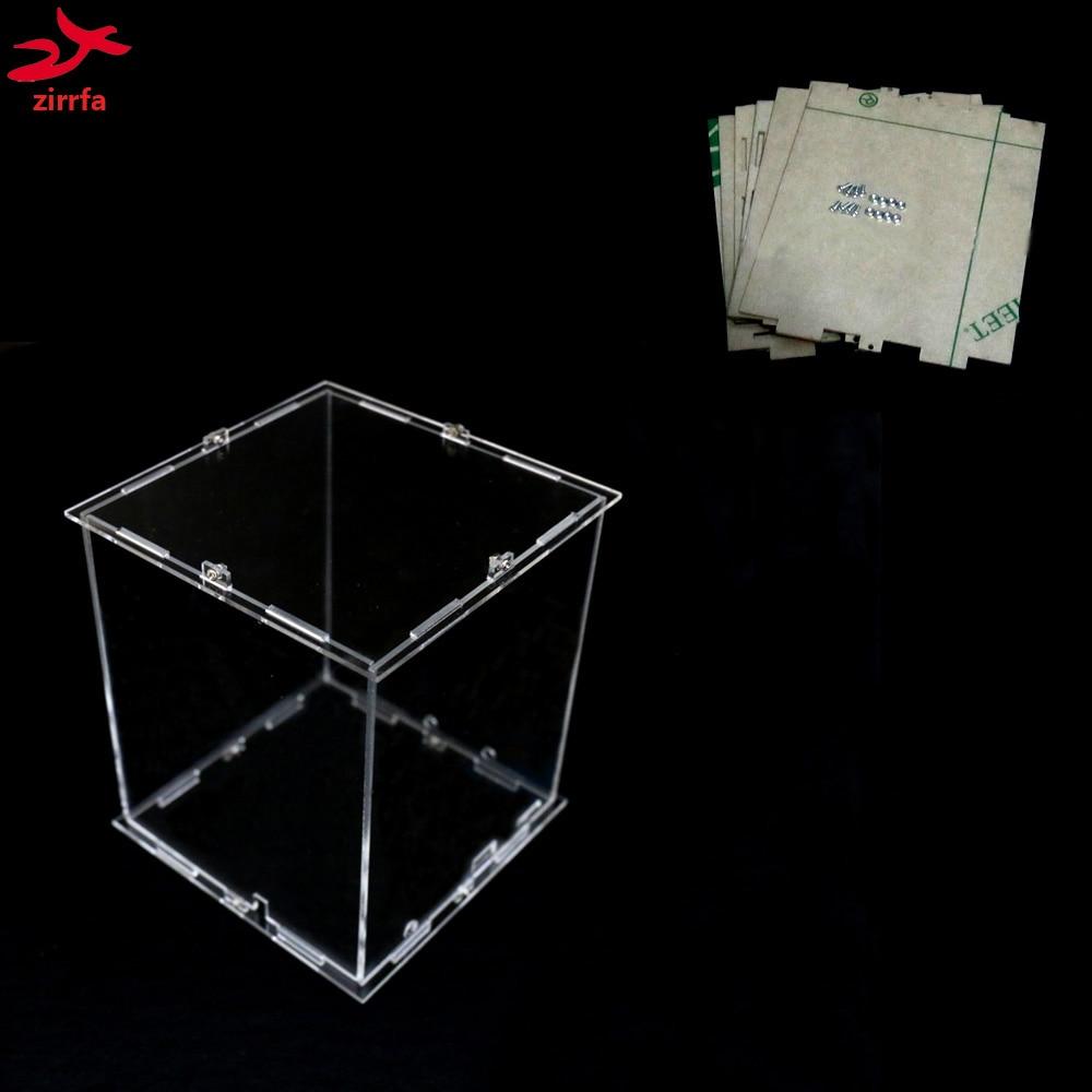3D 8S mini LED Light Cubeed Acrylic diy kit