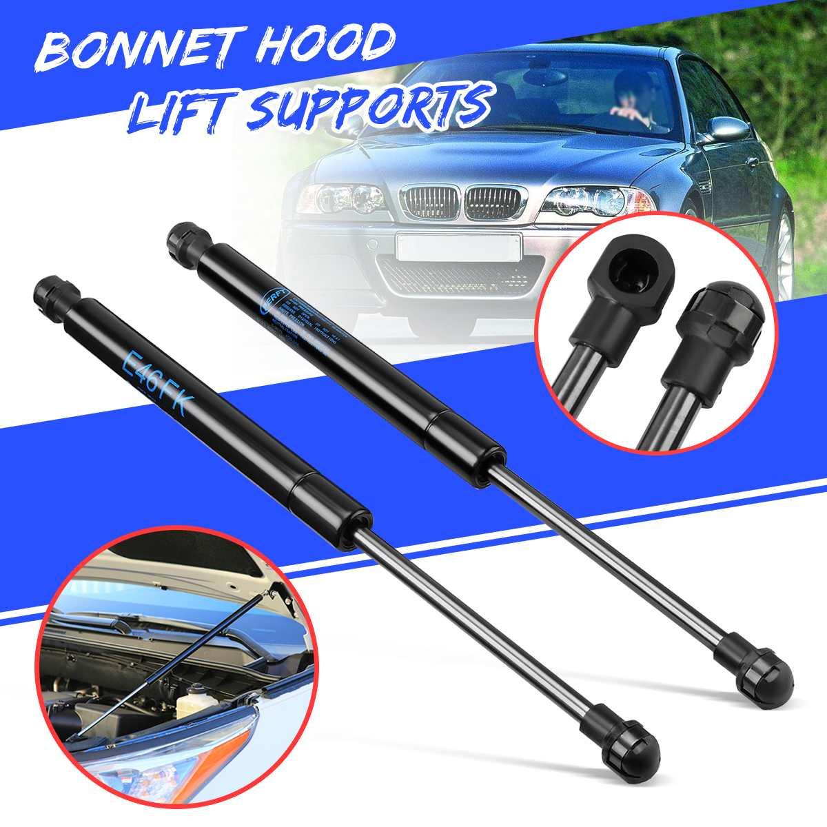2 Trunk Lift Support Gas Strut Shock Springs Rod Fits BMW 325i 325xi 328i 328xi