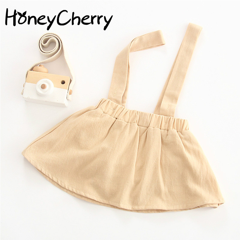 2020 Kazakhstan Straps Skirts Pants Baby Girls Lovely Simple Ladies Romper Girls Shorts Baby Girl Clothes Girl Short Pants Kids