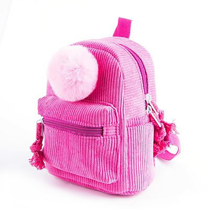 b1f3489b86 Children Cartoon Schoolbag Backpack With Anti-loss Traction Rope Small Cute Lovely  Girls Boys Kids Backpacks School Bag Backpack