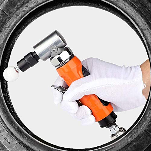 Pneumatic Cut Off Polisher Cleaning Cutting + Wrench Angle Air Die Grinder Chuck  RPM 20000