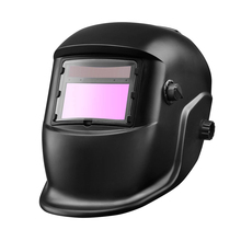 Солнечная Автоматическая Затемняющая фотоэлектрическая Сварочная маска на голову аргонная дуговая сварочная крышка сварочный защитный шлем