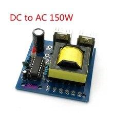 150 W Araba DC 12 V için AC 110 V 220 V güç inverteri Şarj Dönüştürücü Boost Kurulu