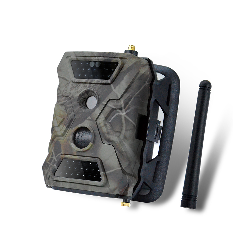 Willfine 2 6CM GSM GPRS Hunting Gam Cameras Covert Forest Cameras MMS GPRS Wildlife Cameras Free